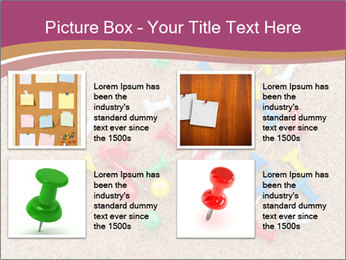 Office Pins PowerPoint Templates - Slide 14