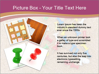 Office Pins PowerPoint Templates - Slide 23