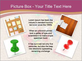 Office Pins PowerPoint Templates - Slide 24