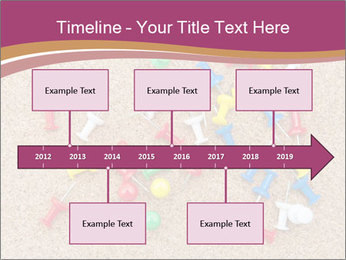 Office Pins PowerPoint Templates - Slide 28