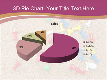 Office Pins PowerPoint Templates - Slide 35