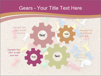 Office Pins PowerPoint Templates - Slide 47