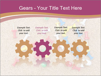 Office Pins PowerPoint Templates - Slide 48