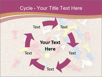 Office Pins PowerPoint Templates - Slide 62