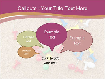 Office Pins PowerPoint Templates - Slide 73