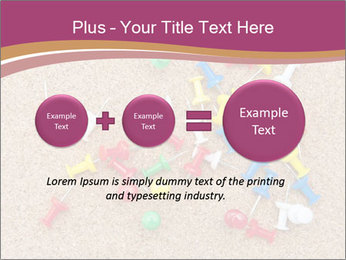 Office Pins PowerPoint Templates - Slide 75
