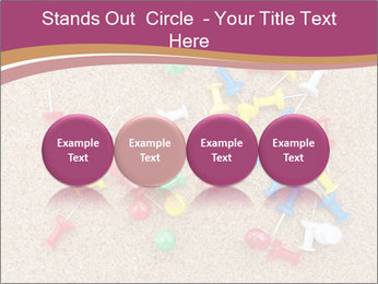 Office Pins PowerPoint Templates - Slide 76