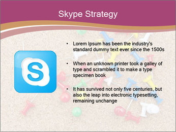 Office Pins PowerPoint Templates - Slide 8
