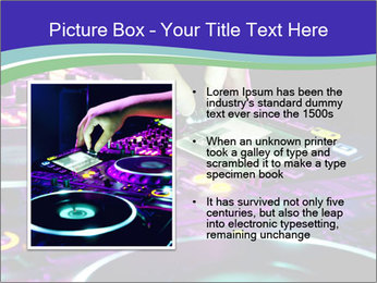 Stereo Music Mixer PowerPoint Template - Slide 13