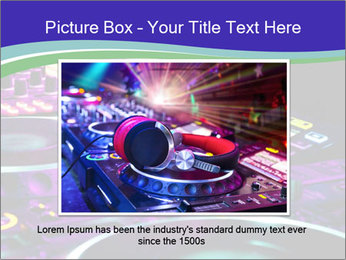 Stereo Music Mixer PowerPoint Template - Slide 15