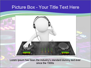 Stereo Music Mixer PowerPoint Template - Slide 16