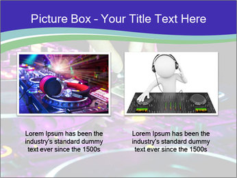 Stereo Music Mixer PowerPoint Template - Slide 18