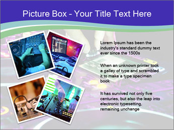 Stereo Music Mixer PowerPoint Template - Slide 23