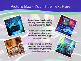 Stereo Music Mixer PowerPoint Template - Slide 24