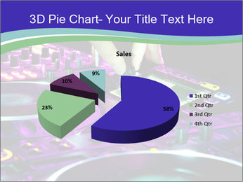 Stereo Music Mixer PowerPoint Template - Slide 35