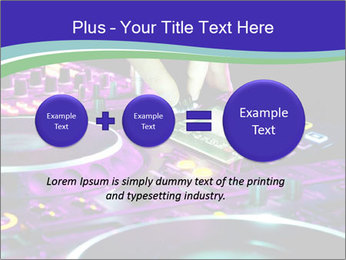 Stereo Music Mixer PowerPoint Template - Slide 75