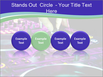 Stereo Music Mixer PowerPoint Template - Slide 76