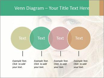 Blond Beauty PowerPoint Template - Slide 32