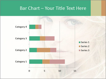 Blond Beauty PowerPoint Template - Slide 52