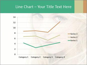Blond Beauty PowerPoint Template - Slide 54