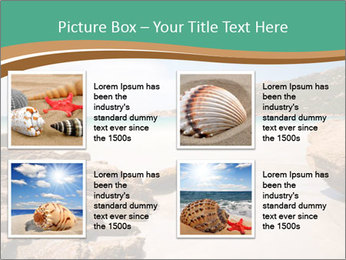 Corsica Beach PowerPoint Templates - Slide 14