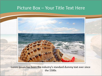 Corsica Beach PowerPoint Templates - Slide 15