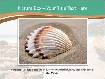 Corsica Beach PowerPoint Templates - Slide 16