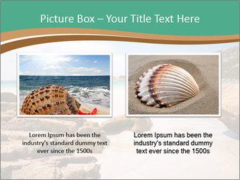 Corsica Beach PowerPoint Templates - Slide 18