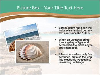 Corsica Beach PowerPoint Templates - Slide 20