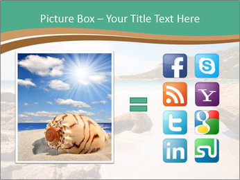 Corsica Beach PowerPoint Templates - Slide 21