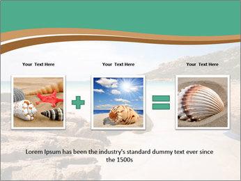 Corsica Beach PowerPoint Templates - Slide 22
