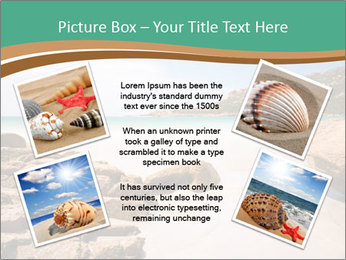 Corsica Beach PowerPoint Templates - Slide 24