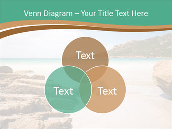 Corsica Beach PowerPoint Templates - Slide 33