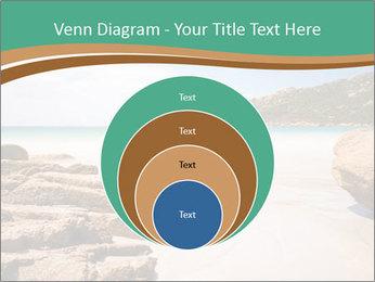 Corsica Beach PowerPoint Templates - Slide 34