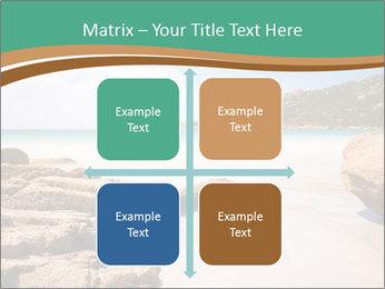 Corsica Beach PowerPoint Templates - Slide 37