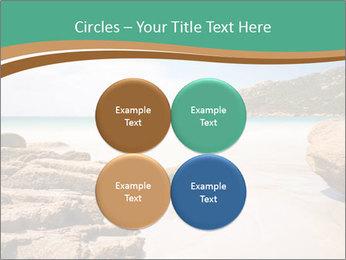 Corsica Beach PowerPoint Templates - Slide 38