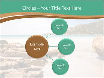Corsica Beach PowerPoint Templates - Slide 79