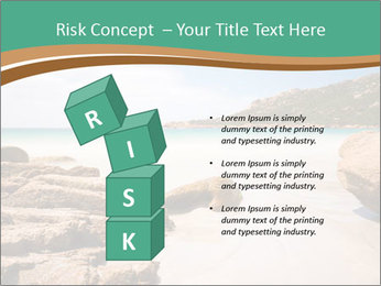 Corsica Beach PowerPoint Templates - Slide 81