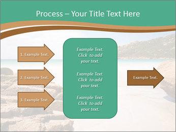 Corsica Beach PowerPoint Templates - Slide 85