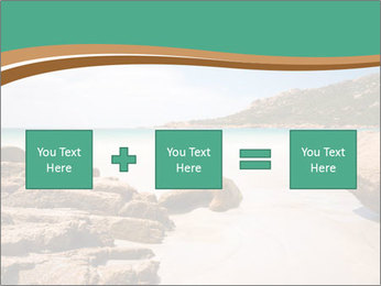 Corsica Beach PowerPoint Templates - Slide 95
