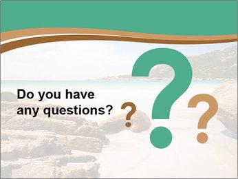 Corsica Beach PowerPoint Templates - Slide 96