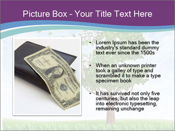 Dollar Tree PowerPoint Template - Slide 13