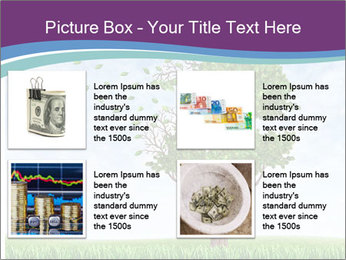 Dollar Tree PowerPoint Template - Slide 14