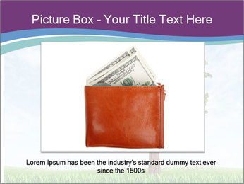Dollar Tree PowerPoint Template - Slide 16