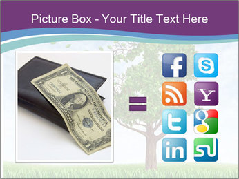 Dollar Tree PowerPoint Template - Slide 21