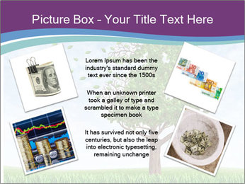 Dollar Tree PowerPoint Template - Slide 24