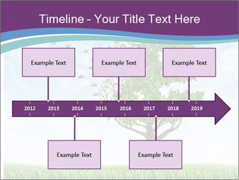Dollar Tree PowerPoint Template - Slide 28