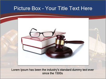 Court Fairness PowerPoint Template - Slide 16