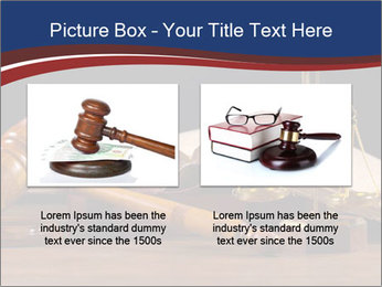 Court Fairness PowerPoint Template - Slide 18