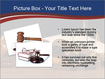 Court Fairness PowerPoint Template - Slide 20